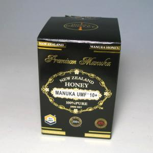 マヌカハニー UMF10+:HONEY DROPLET MANUKA UMF10+ NEW ZEALANDO HONEY 100% PURE 250g